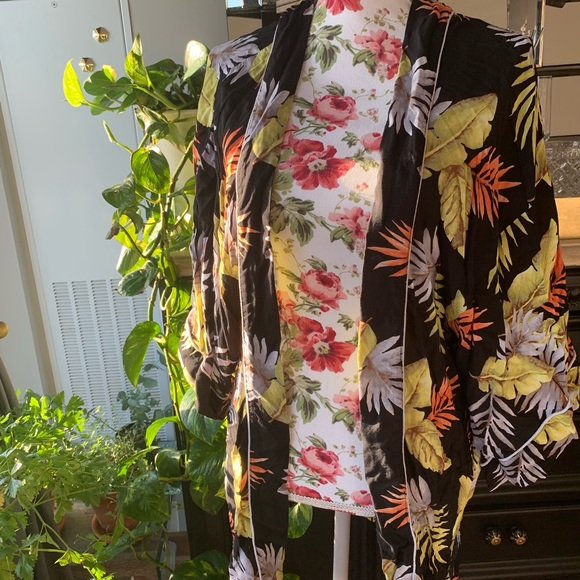 Forever 21 Other - Palm leave kimono